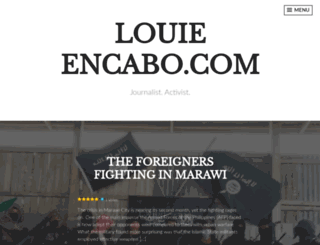 louieencabo.com screenshot