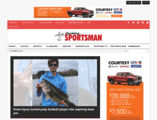 louisianasportsman.net screenshot
