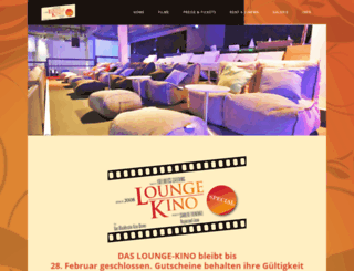lounge-kino.ch screenshot