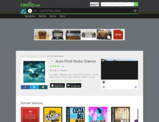 lounge44.radio.net screenshot