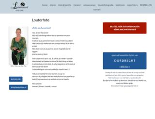 louterfoto.nl screenshot