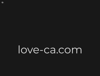 love-cal.com screenshot