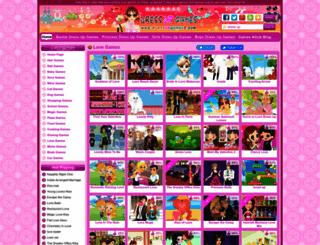 love-games.dressupgames8.com screenshot