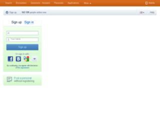 love.bigfangroup.org screenshot