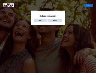 love.rususa.com screenshot
