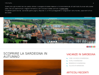 love.sardegne.com screenshot