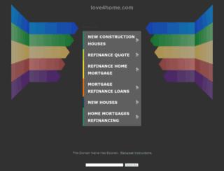 love4home.com screenshot