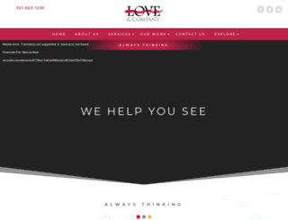 loveandcompany.com screenshot