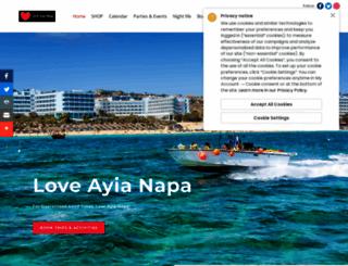 loveayianapa.com screenshot