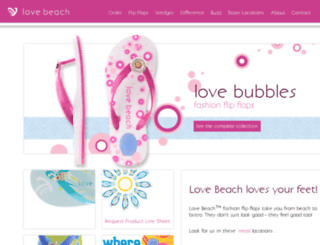 lovebeachstyle.com screenshot