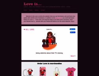 loveisfan.com screenshot
