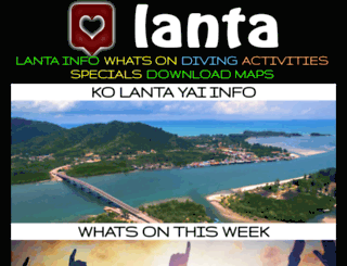 lovelanta.com screenshot