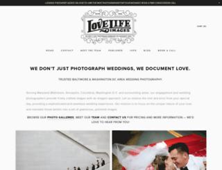 lovelifeimages.com screenshot