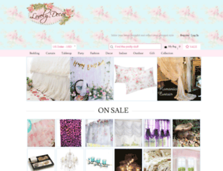 lovely-decor.com screenshot