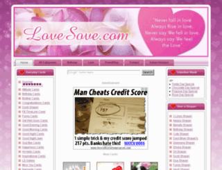 lovelylines.com screenshot