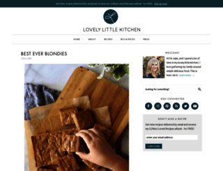 lovelylittlekitchen.com screenshot