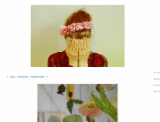 lovelypaper-par-ohmygarden.blogspot.fr screenshot