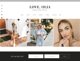 loveolia.com screenshot