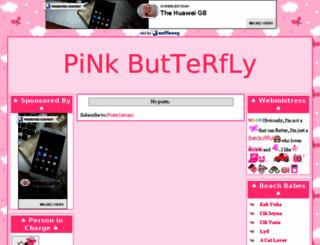 lovepinkbutterfly.blogspot.com screenshot