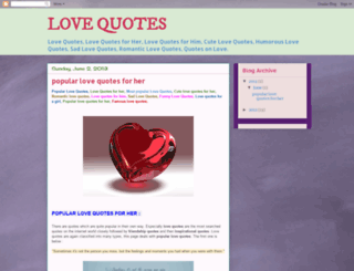 lovequotes8.blogspot.com screenshot