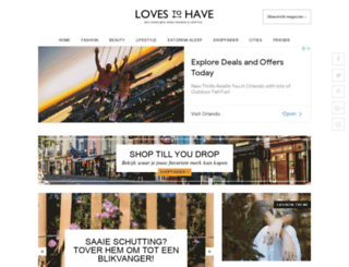 lovestohave.com screenshot