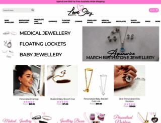 lovestory.com.au screenshot