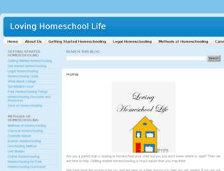 loving-home-life.blogspot.com screenshot