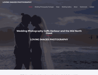 lovingimages.com.au screenshot