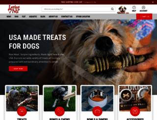 lovingpetsproducts.com screenshot