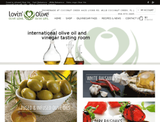 lovinolive.com screenshot
