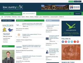 lowcountrybizsc.com screenshot