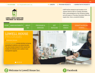lowellhouse.publishpath.com screenshot
