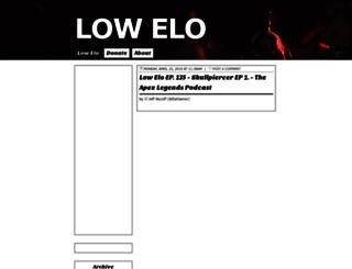 lowelo.com screenshot