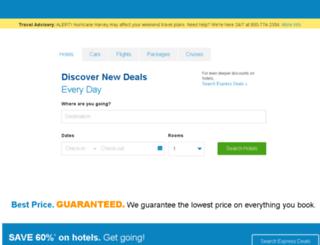 lowestfare.com screenshot