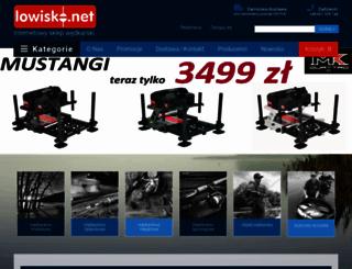 lowisko.net screenshot