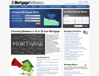 lowmortgageloans.com screenshot