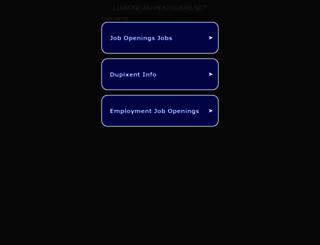 lowongan-pekerjaan.net screenshot