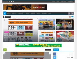 lowongankerja.jogjainfo.net screenshot