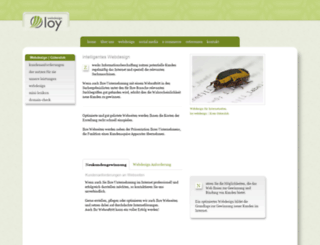 loy-webdesign.de screenshot