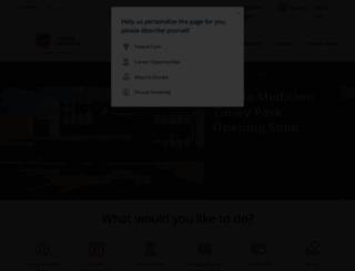 loyolamedicine.org screenshot