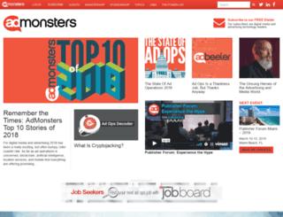lp.admonsters.com screenshot