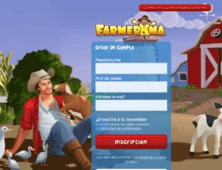 lp.farmerama.fr screenshot