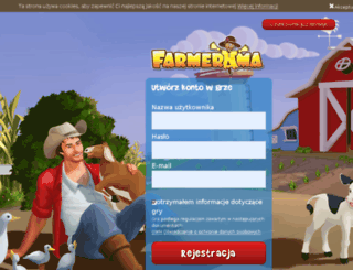 lp.farmerama.pl screenshot
