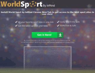 lp.inmind-wsports.com screenshot