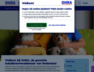 lp.proteqdierenzorg.nl screenshot