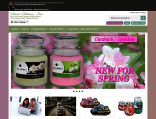 lpearson.scent-team.com screenshot