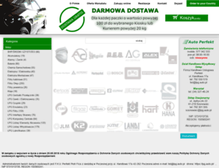 lpg.auto.pl screenshot