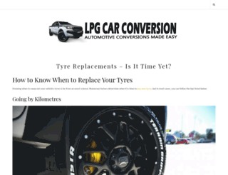 lpgcarconversion.com.au screenshot