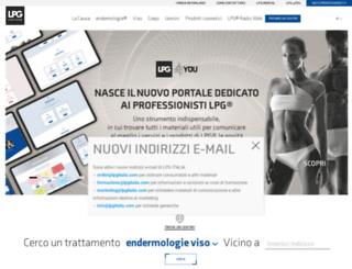 lpgitalia.com screenshot