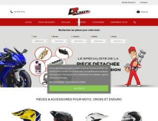 lpmoto.com screenshot